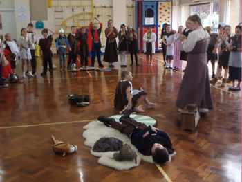 Anglo-Saxon and Viking Day